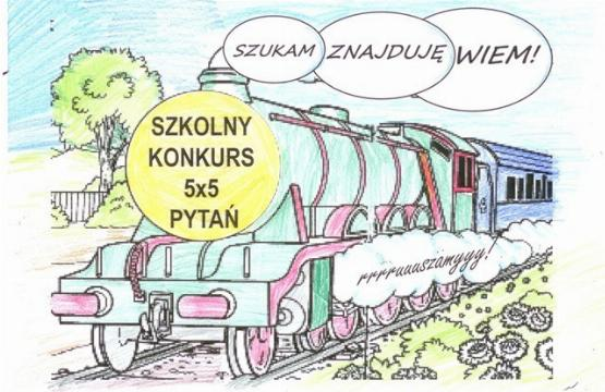 Obrazek newsa Konkurs 5x5 2020 - j. polski
