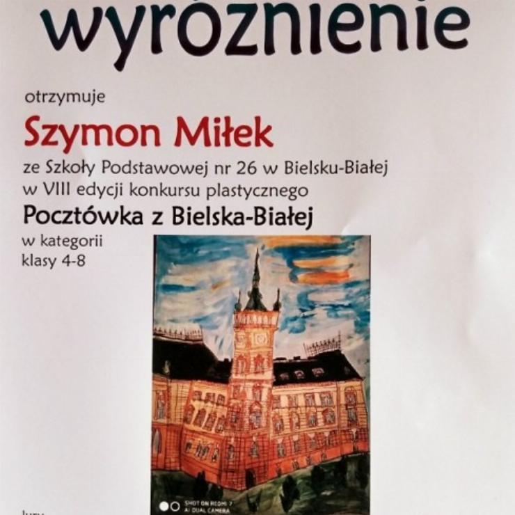 Obrazek galerii Pocztówka 2020